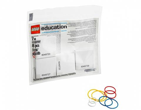 Bilde av LEGO® Gummistrikk reservedeler