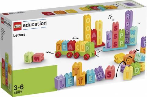 Bilde av LEGO® Education Bokstaver